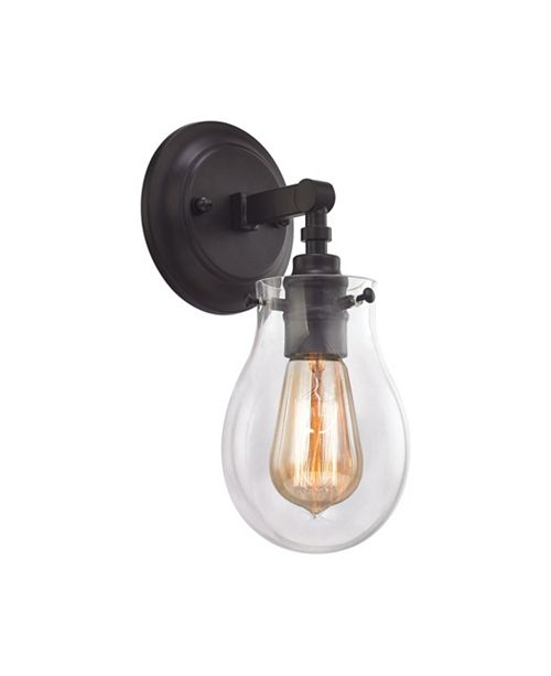 ELK Lighting Jaelyn 1 Light Vanity in Oil Rubbed Bronze
