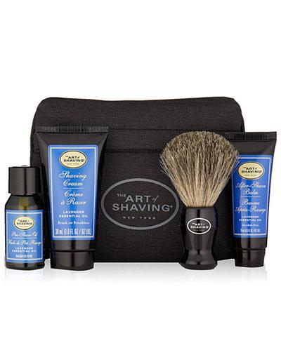 The Art of Shaving Men's 5-Pc. Lavender Starter Set