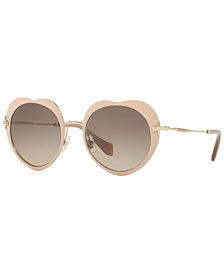 Miu Miu Sunglasses, MU 54RS 52