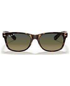 Polarized Sunglasses, RB2132 NEW WAYFARER