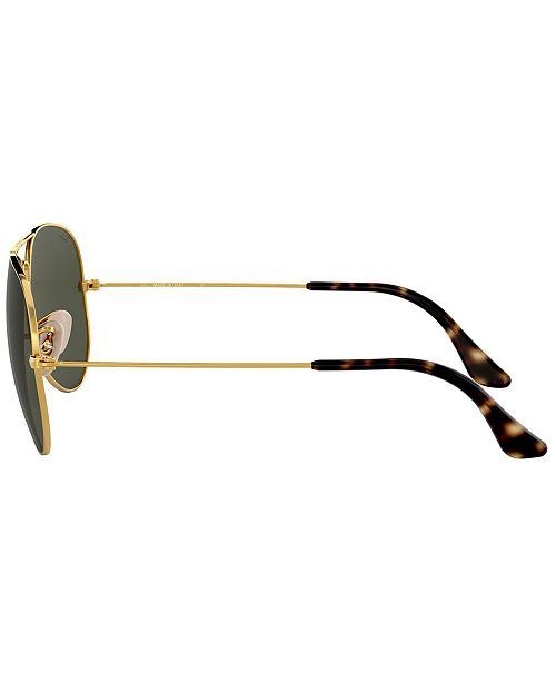 f088658834 ... Ray Ban Sunglasses RB3025 AVIATOR Sunglasses by Sunglass Hut