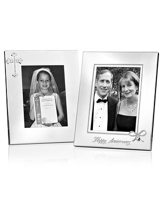 CLOSEOUT! Lenox Picture Frames, Best Wishes Collection