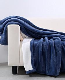 Blanket & Home Co.® Elephant Sherpa Throw