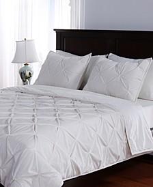 Blanket® Luxury Pintuck Twin Comforter