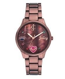 Woman's 1017BMBN Bracelet Watch