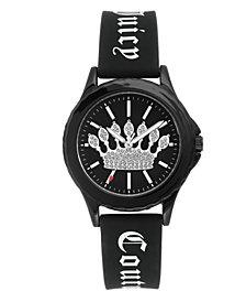 Womans JC/1001BKBK Silicon Strap Watch