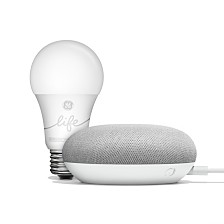 Google Home Mini & Edison