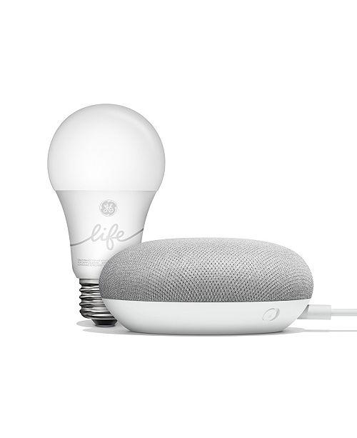 Google Home Mini & Edison