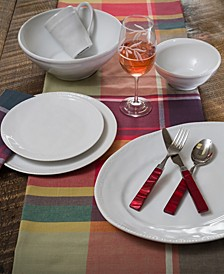 Algarve White Dinnerware Collection