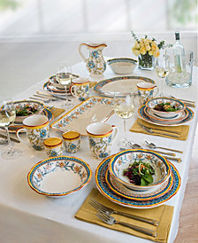 Euro Ceramica Duomo Dinnerware Collection