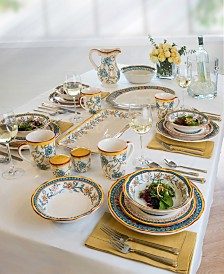EuroCeramica Duomo Dinnerware Collection