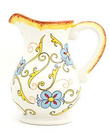 Euro Ceramica Duomo 1.5 Liter Pitcher