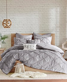 Talia 7-Pc. Full/Queen Comforter Set