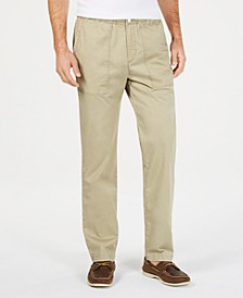 Men's Big& Tall Boracay Elastic Waist Pants