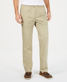 Tommy Bahama Men's Big& Tall Boracay Elastic Waist Pants