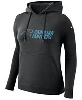 Nike Women s Carolina Panthers Club Pullover Hoodie 80d63f2ae