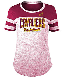 5th & Ocean Women's Cleveland Cavaliers Spacedye T-Shirt