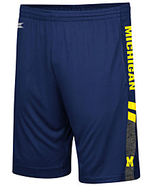 Colosseum Men's Michigan Wolverines Perfect Season Shorts