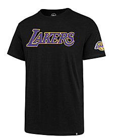 '47 Brand Men's Los Angeles Lakers Fieldhouse T-Shirt