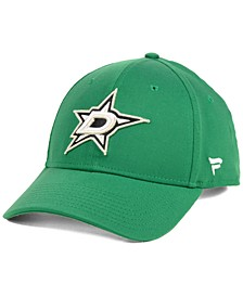 Dallas Stars Fan Basic Adjustable Cap