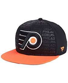 Authentic NHL Headwear Philadelphia Flyers Rinkside Snapback Cap