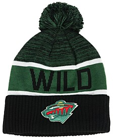 Minnesota Wild Goalie Knit Hat