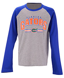 Outerstuff Florida Gators Audible Long Sleeve T-Shirt, Big Boys (8-20)