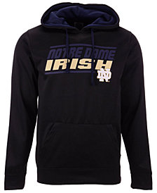 Colosseum Men's Notre Dame Fighting Irish Stack Performance Hoodie