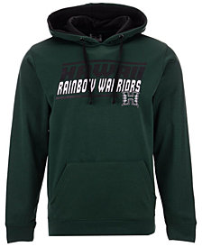 Colosseum Men's Hawaii Warriors Stack Performance Hoodie