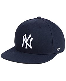 '47 Brand Boys' New York Yankees Basic Snapback Cap