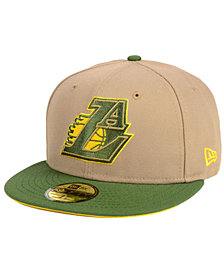 New Era Los Angeles Lakers Fall 2 Tone Combo 59FIFTY-FITTED Cap