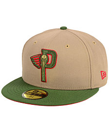 New Era New Orleans Pelicans Fall 2 Tone Combo 59FIFTY-FITTED Cap