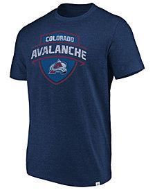 Majestic Men's Colorado Avalanche Flex Classic Tri-Blend T-Shirt