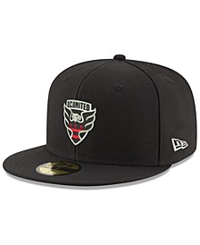 DC United Core 59FIFTY-FITTED Cap