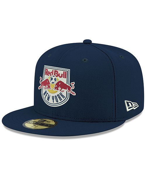 New Era New York Red Bulls Core 59FIFTY-FITTED Cap