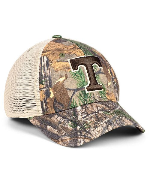 b36f67bf2a73a ... Top of the World Tennessee Volunteers Prey Meshback Camo Snapback Cap  ...