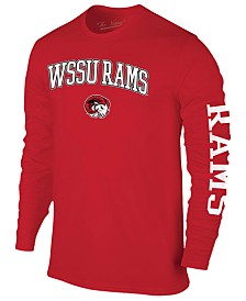 Colosseum Men's Winston-Salem State Rams Midsize Slogan Long Sleeve T-Shirt