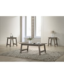 Kelsi Modern 3-Piece Table Set