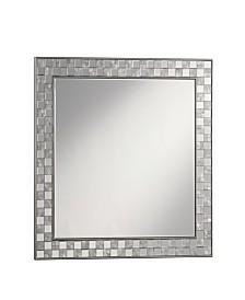 Poppen Checkered Mirror