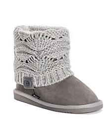 Muk Luk Girl's Patti Boots