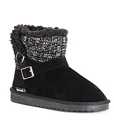 Women's Alyx Cold Weather Cozy Booties