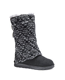 Muk Luks Shawna Slipper Boot