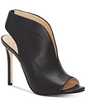 3089a27c727c Jessica Simpson Javrey Peep-Toe High-Heel Shooties