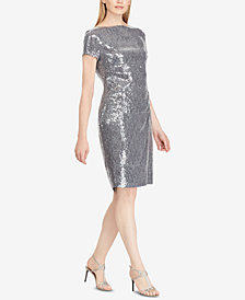 Lauren Ralph Lauren Sequin Dress