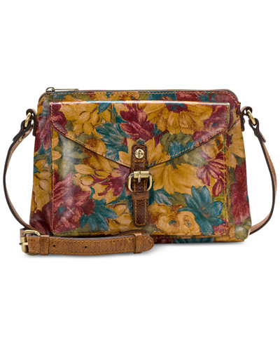 Patricia Nash Fresco Bouquet Avellino Crossbody