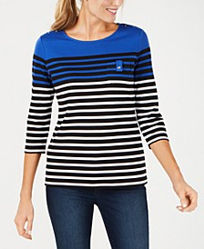 Yazmin Striped Top, Created for Macy's