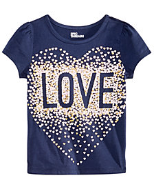 Epic Threads Toddler Girls Love T-Shirt, Created for Macy's