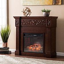 Middleton Fireplace, Quick Ship