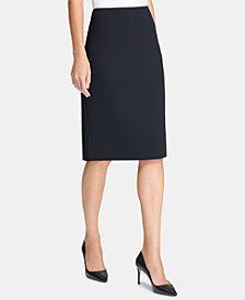 DKNY Long Pencil Skirt, Created for Macy's
