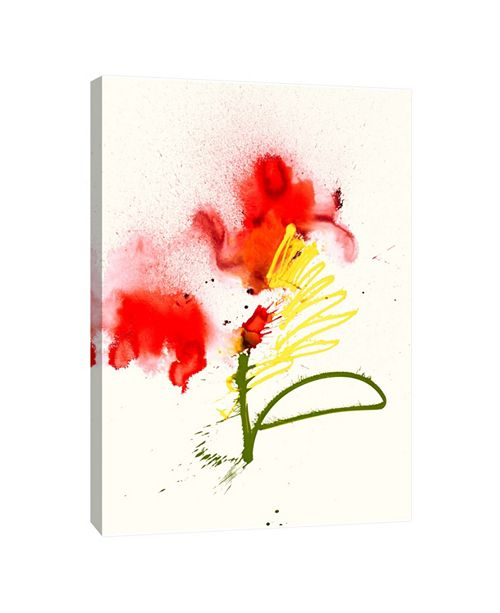 PTM Images Rose Decorative Canvas Wall Art